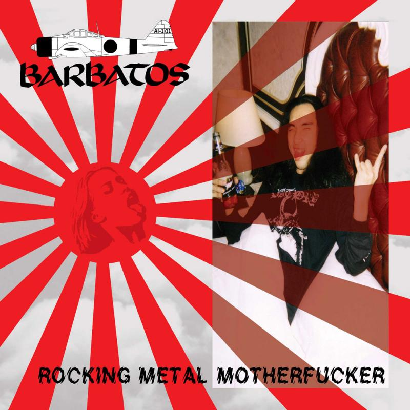 Barbatos - Rocking Metal Motherfucker