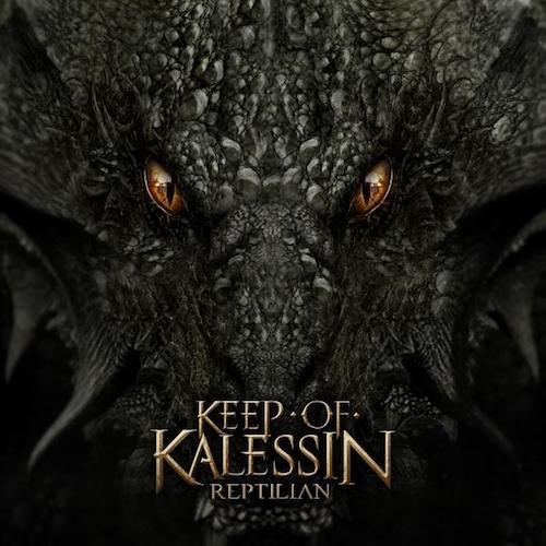 KEEP OF KALESSIN - REPTILIAN (Digipack+DVD)