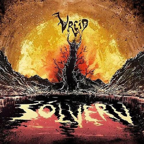 VREID - SOLVERV (DIGIPACK + PATCH)