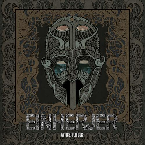 EINHERJER - AV OSS, FOR OSS (DIGIPACK)