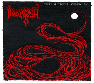 AKOLYYTTI - Origin - Igniting the Luciferian Flame  (Digipack)