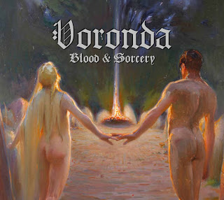 VORONDA - Blood & Sorcery / Reclaiming the Sign  (Digipack)