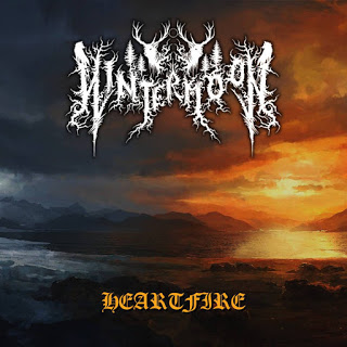 WINTERMOON - Heartfire  (Digipack)