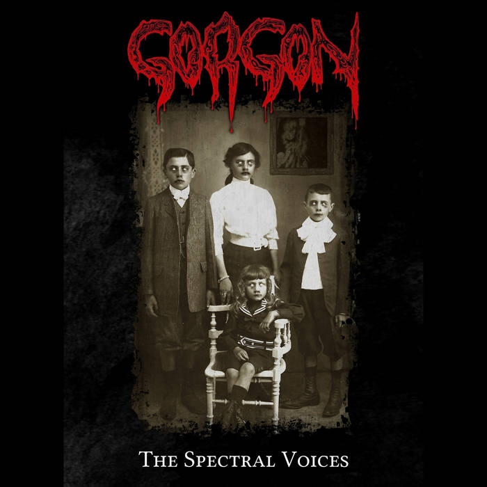GORGON - The Spectral Voices  (A5 Digipack)