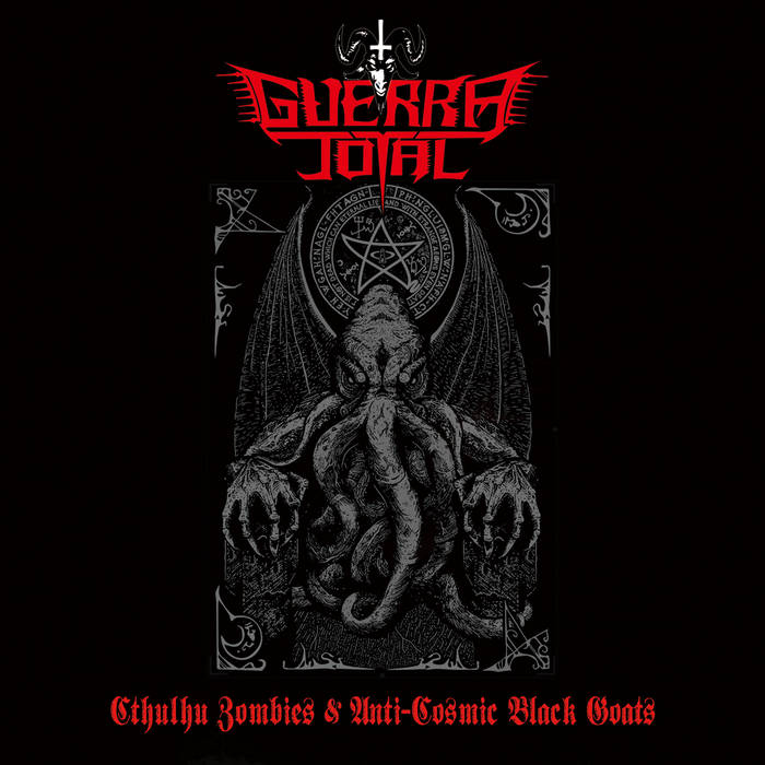 Guerra Total - Cthulhu Zombies & Anti​-​Cosmic Black Goats