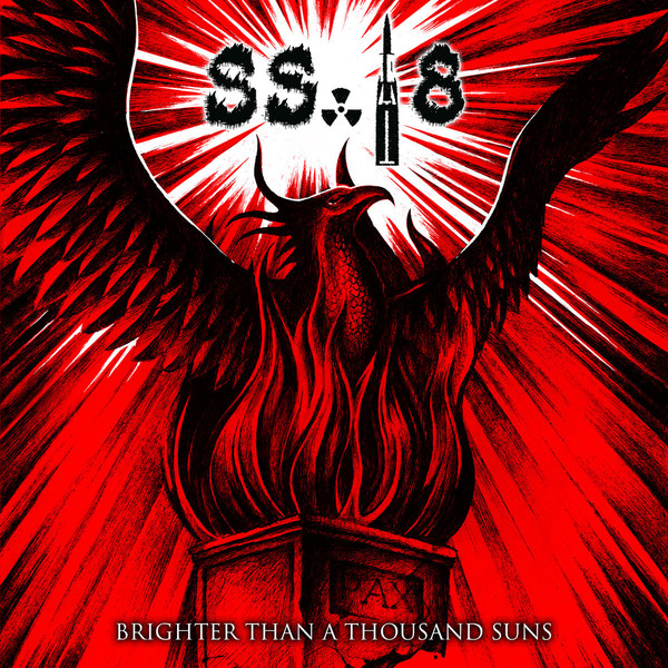 SS-18  - Brighter Than A Thousand Suns  (Gatefold CD)