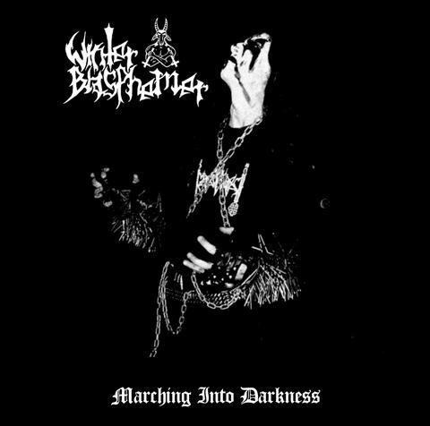 Winter Blasphemer – Marching into Darkness