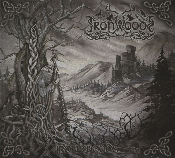 Iron Woods - s/t  (Digipack,Lim.300)