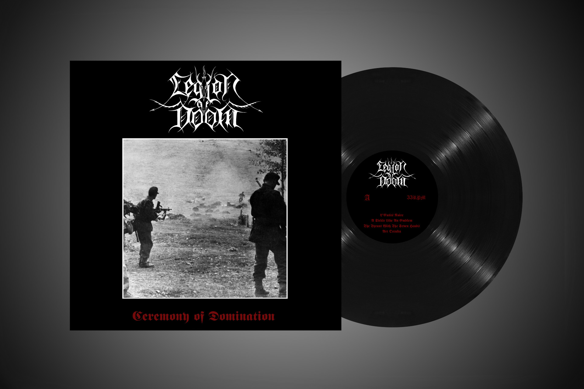 Legion of Doom – Ceremony of Domination