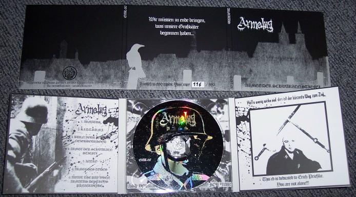 Afbeeldingsresultaat voor Armatus - Armee der schwarzen Stiefel