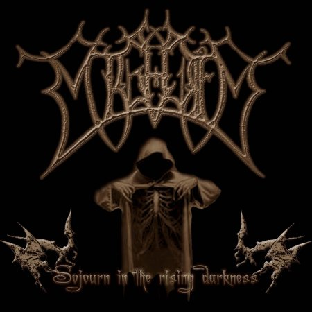 Mightiest - Sojourn In The Rising Darkness (Picture EP)