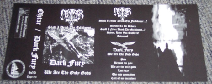 Ohtar/Dark Fury-Split