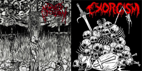 Morbid Execution/Exorcism-Split