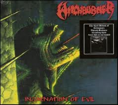 Witchburner - Incarnation of Evil / German Thrashing War (Digipack)