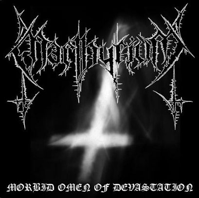 Marthyrium - Morbid Omen of Devastation