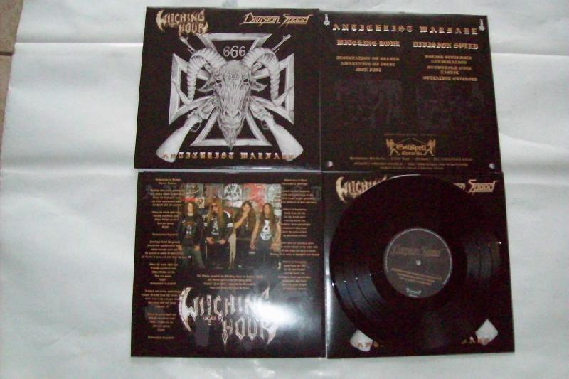 Witching Hour / Division Speed - Antichrist Warfare