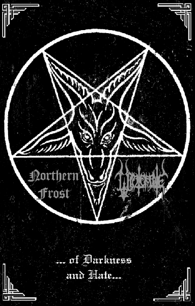 Northern Frost/Wintergate-..Of Darkness And Hate