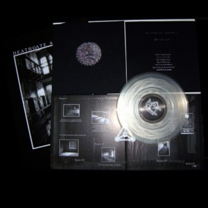 Deathgate Arkanum - Stillhallen (Ltd.LP-Book.Lim.150!!)