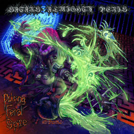 Satan's Almighty Penis - Pulsing Feral Spire