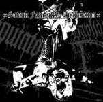 Ampütator / Baphomets Horns ‎– Satanic Forcefucked Annihilation